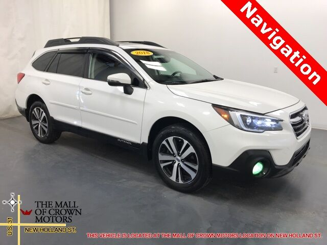2018 Subaru Outback 2.5i Limited Holland MI