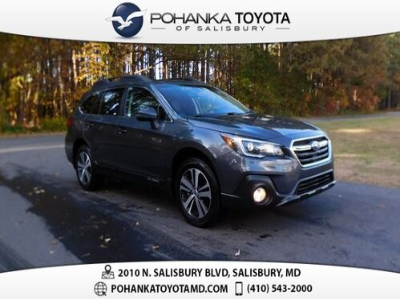 2018_Subaru_Outback_2.5i Limited_ Salisbury MD