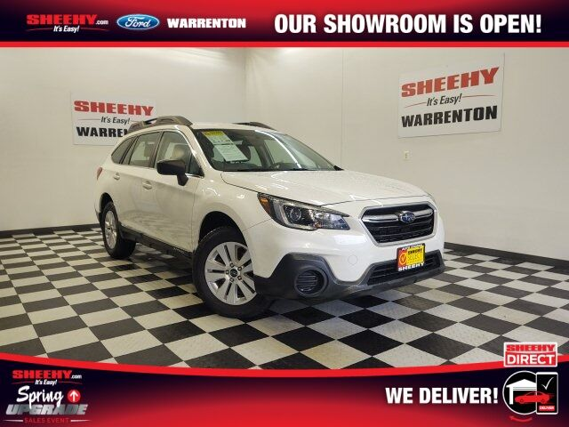 2018 Subaru Outback 2.5i Warrenton VA
