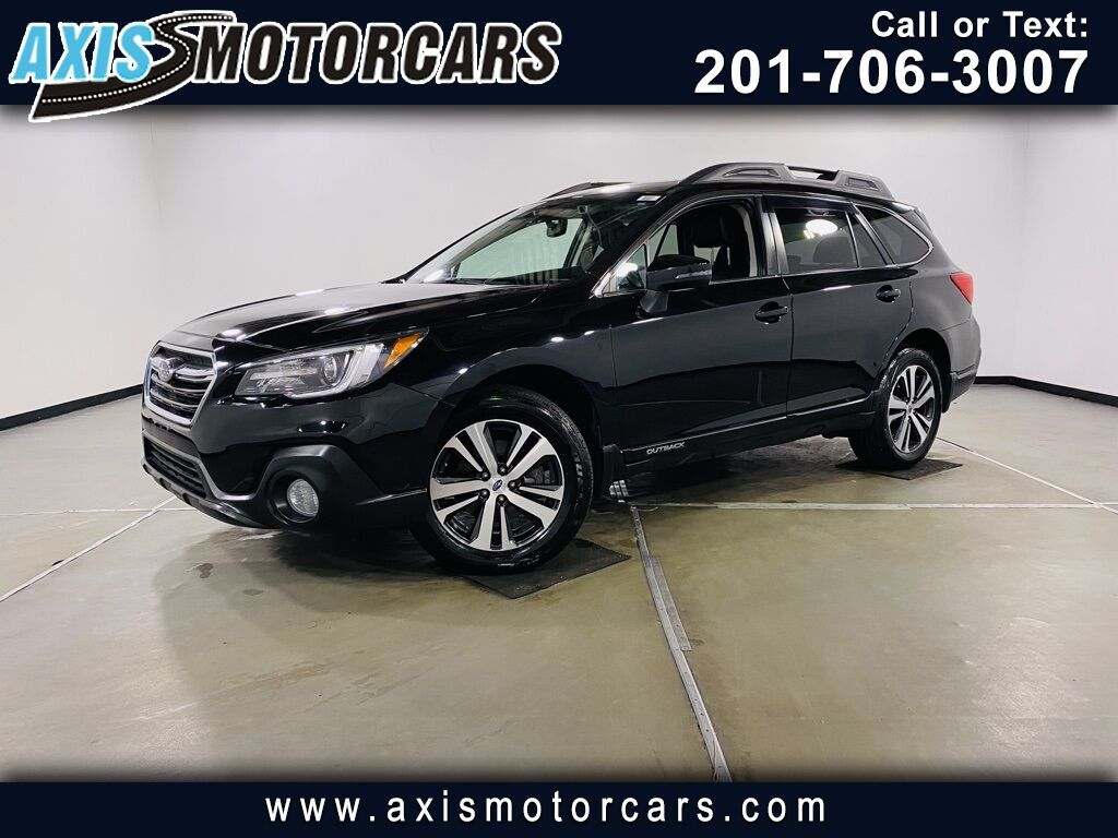 2018 Subaru Outback 3.6R Jersey City NJ