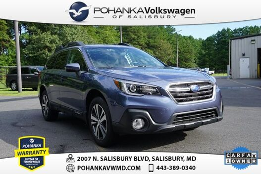 2018_Subaru_Outback_3.6R Limited ** CLEAN CARFAX ** LOADED ** V6 AWD **_ Salisbury MD