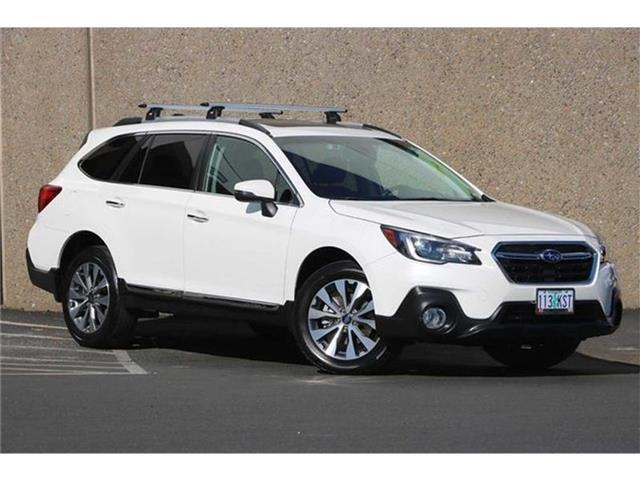 2018 Subaru Outback 3.6R Touring All-wheel Drive Salem OR