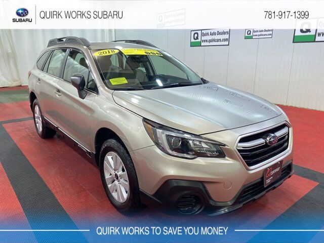 2018 Subaru Outback BASE Braintree MA