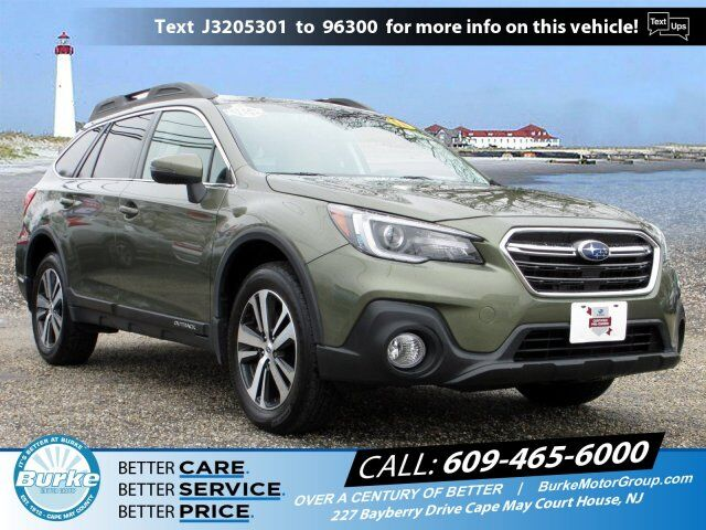 2018 Subaru Outback Limited South Jersey NJ