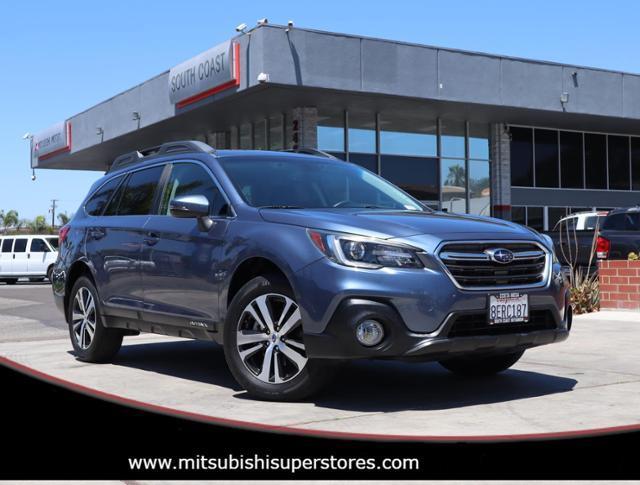 2018 Subaru Outback Limited Costa Mesa CA