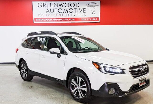 2018 Subaru Outback Limited Greenwood Village CO