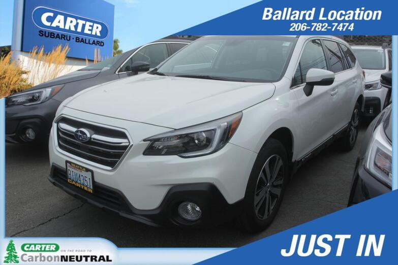 2018 Subaru Outback Limited Seattle WA