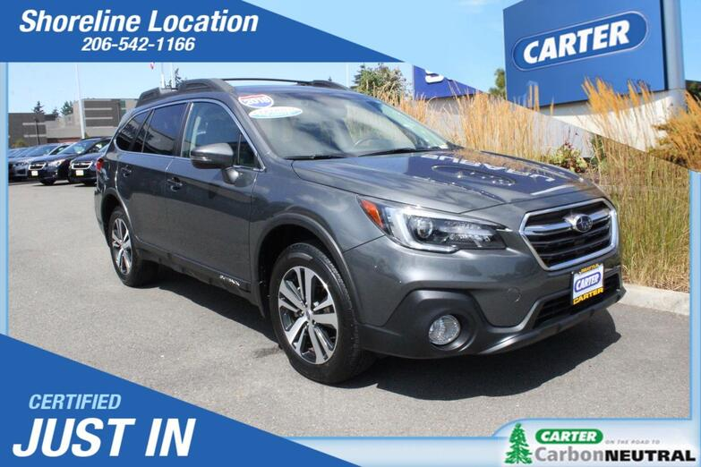 2018 Subaru Outback Limited Seattle WA