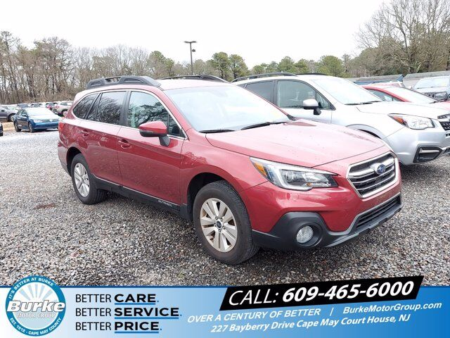 2018 Subaru Outback Premium Cape May Court House NJ