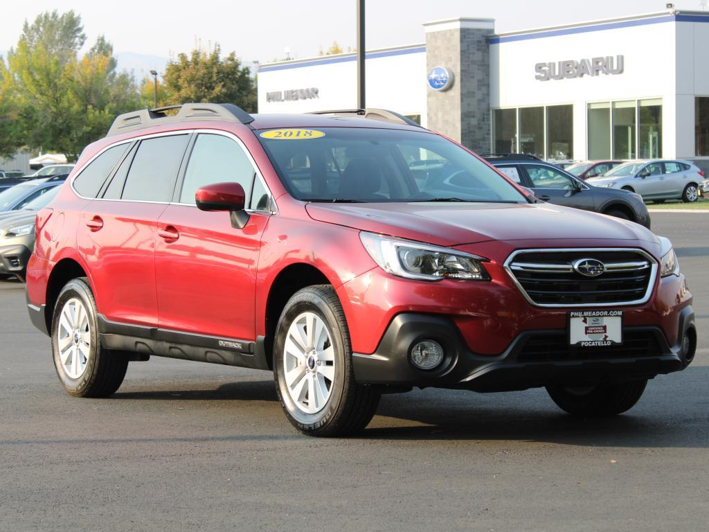 2018 Subaru Outback Premium Pocatello ID