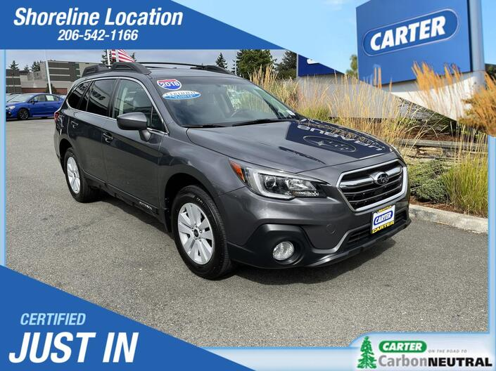 2018 Subaru Outback Premium Seattle WA