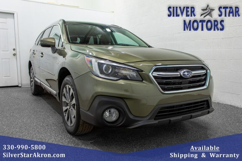 2018 Subaru Outback Touring Tallmadge OH
