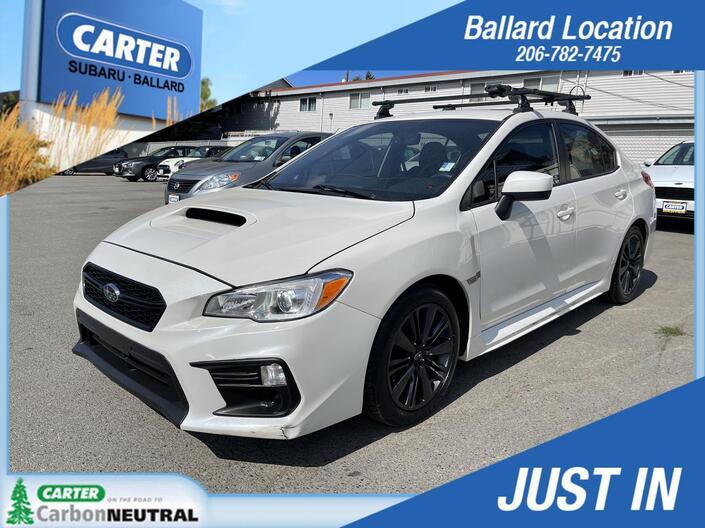 2018 Subaru WRX  Seattle WA