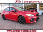 2018 Subaru WRX Premium Sedan, Remote Keyless Entry, Rear-View Camera, Bluetooth Streaming Audio, Heated Sport Seats, Power Sunroof, 268-HP Turbocharged Engine, 6-Speed Manual Transmission, Sport Suspension, 17-Inch Alloy Wheels,