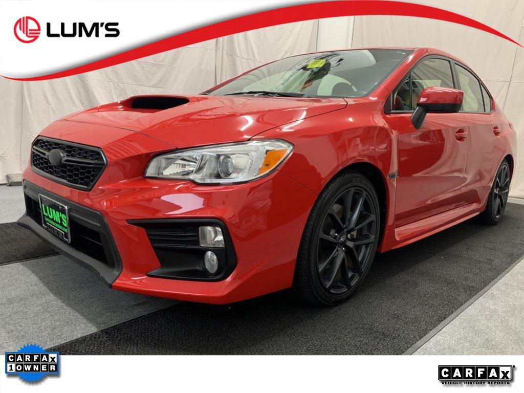 2018 Subaru WRX Premium Warrenton OR