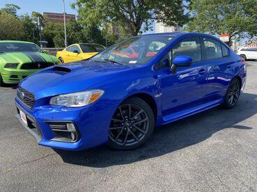 2018_Subaru_WRX_Premium_ Worcester MA