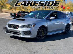 2018_Subaru_WRX_STI 4-Door_ Colorado Springs CO