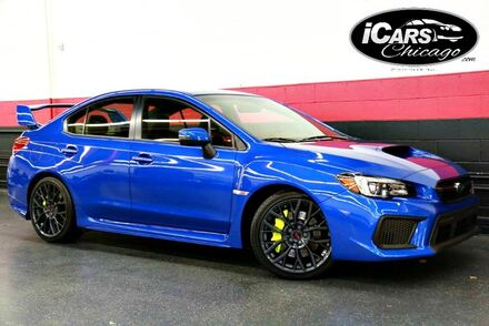 2018_Subaru_WRX_STI 4dr Sedan_ Chicago IL