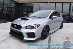 2018_Subaru_WRX_STI / AWD / 6-Spd Manual / Heated Alcantra Seats / Bluetooth / Back Up Camera / Rosenstein Wheels / Aftermarket Exhaust / Only 19k Miles / 1-Owner_ Anchorage AK