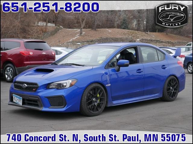 2018 Subaru WRX STI Manual St. Paul MN