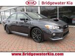 2018 Subaru WRX Sedan, Remote Keyless Entry, Rear-View Camera, Bluetooth Streaming Audio, Heated Sport Seats, 268-HP Turbocharged Engine, 6-Speed Manual Transmission, Sport Suspension, 17-Inch Alloy Wheels,