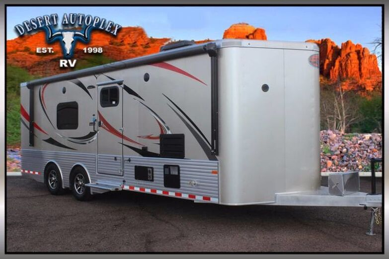 2018 Sundowner 24BP Toy Hauler Travel Trailer Mesa AZ