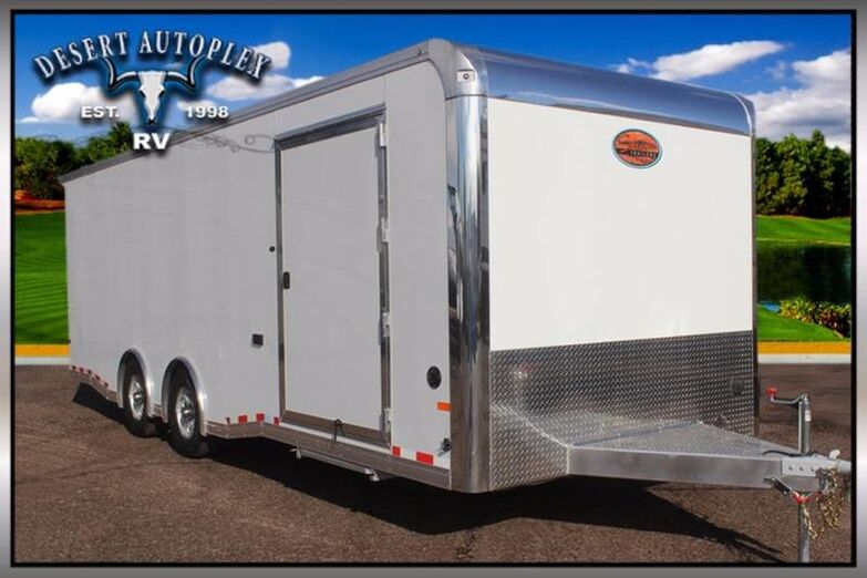 2018 Sundowner Race Series 26BP Enclosed Car Hauler Mesa AZ