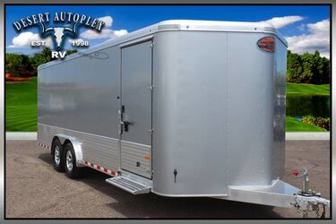 Sundowner XTRA 24BP Enclosed Car Hauler Mesa AZ