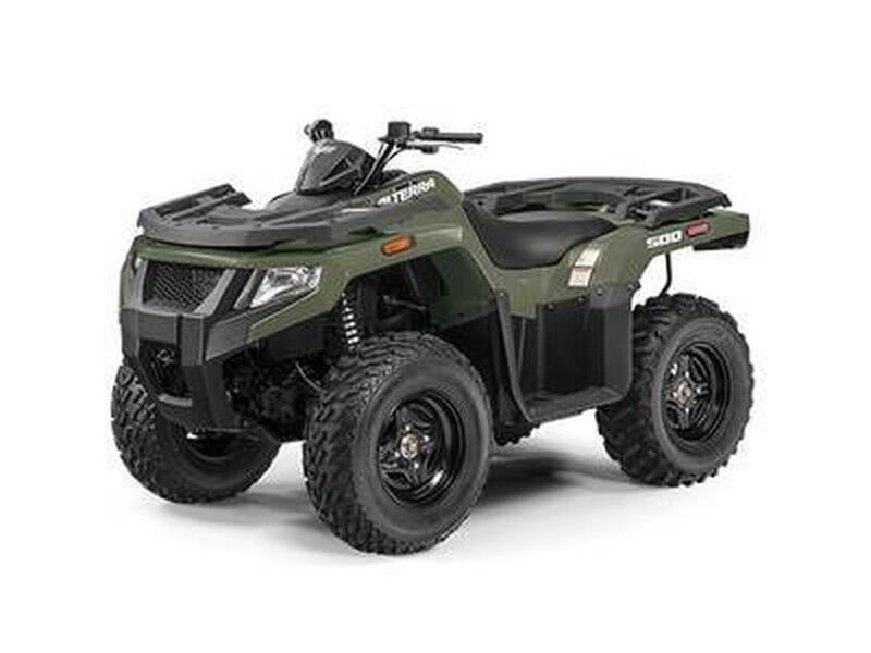 2018 TEXTRON OFF ROAD ALTERRA 500 ATV