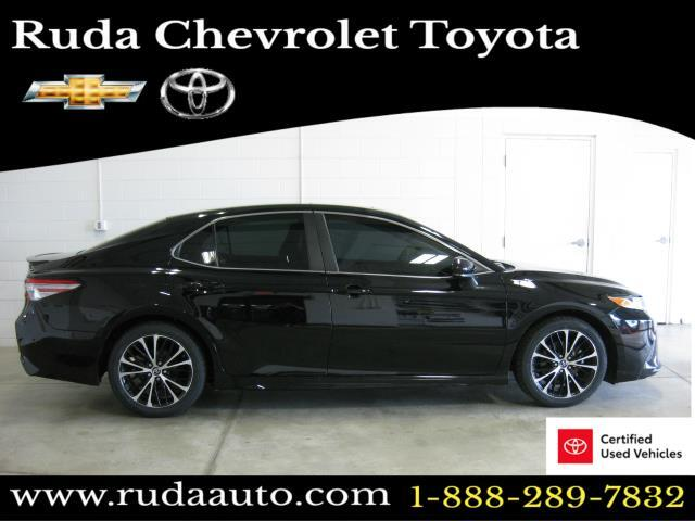 2018 TOYOTA CAMRY SE Monroe WI