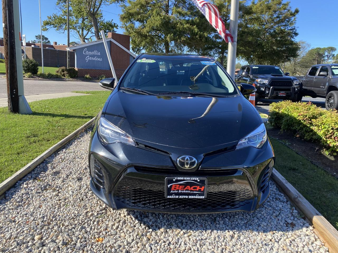 2018 TOYOTA COROLLA SE, WARRANTY, LEATHER, BACKUP CAM, PARKING SENSORS, AUX/USB PORT, SIRIUS RADIO, BLUETOOTH, 1 OWNER! Norfolk VA