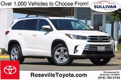 2018_TOYOTA_Highlander_LIMITED_ Roseville CA