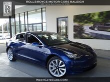 2018_Tesla_Model 3__ Raleigh NC