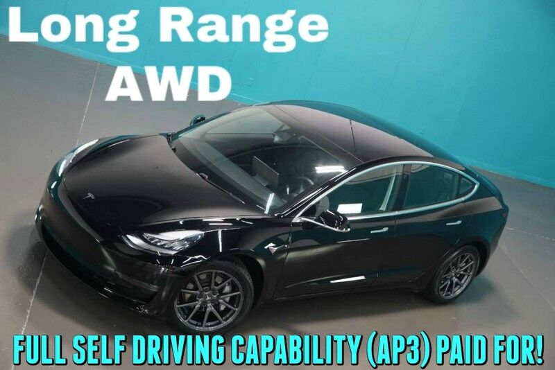 2018 Tesla Model 3 Long Range AWD Carrollton TX