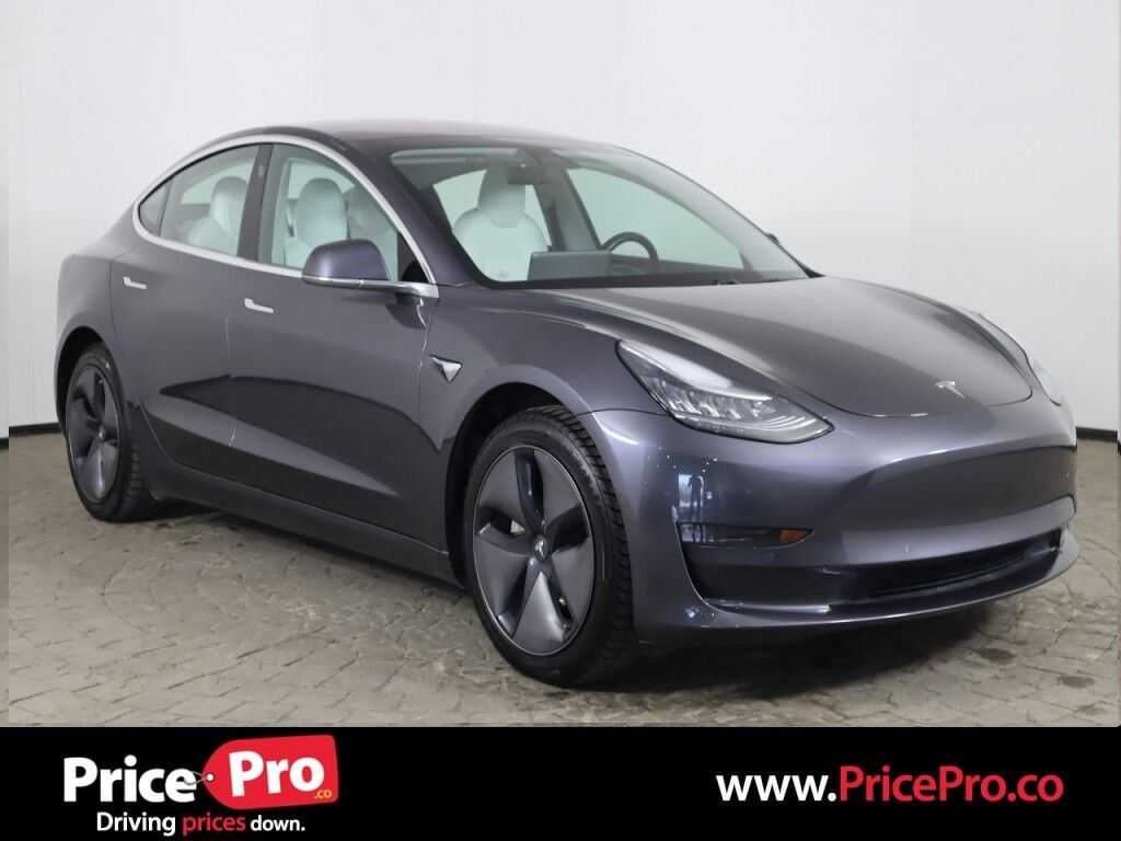 2018 Tesla Model 3 Long Range Battery AWD w/Nav/Auto Pilot Maumee OH