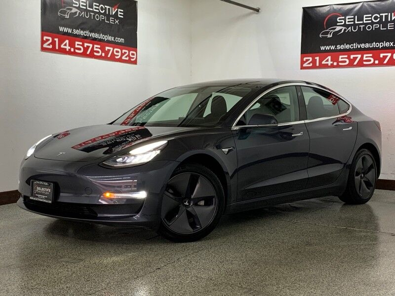 2018 Tesla Model 3 Long Range Battery Carrollton TX