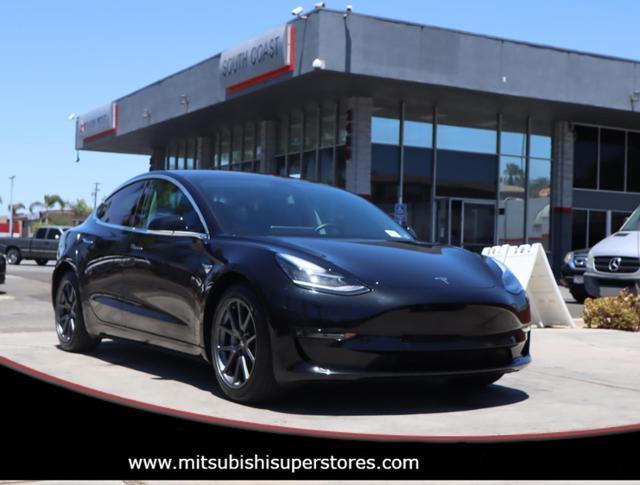 2018 Tesla Model 3 Long Range Battery Costa Mesa CA