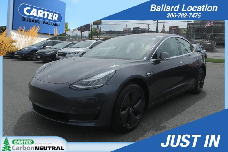 2018 Tesla Model 3 Long Range Battery Seattle WA