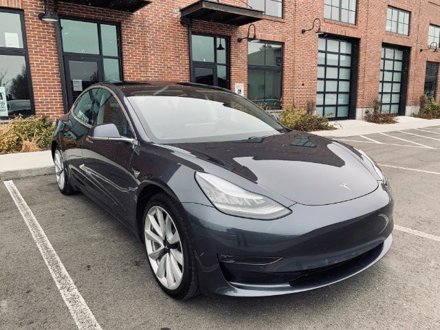 2018 Tesla Model 3 Long Range Bountiful UT