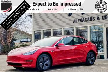 2018_Tesla_Model 3_Long Range Premium_ Boxborough MA