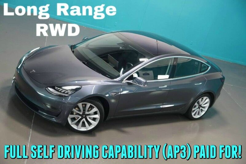 2018 Tesla Model 3 Long Range RWD Carrollton TX