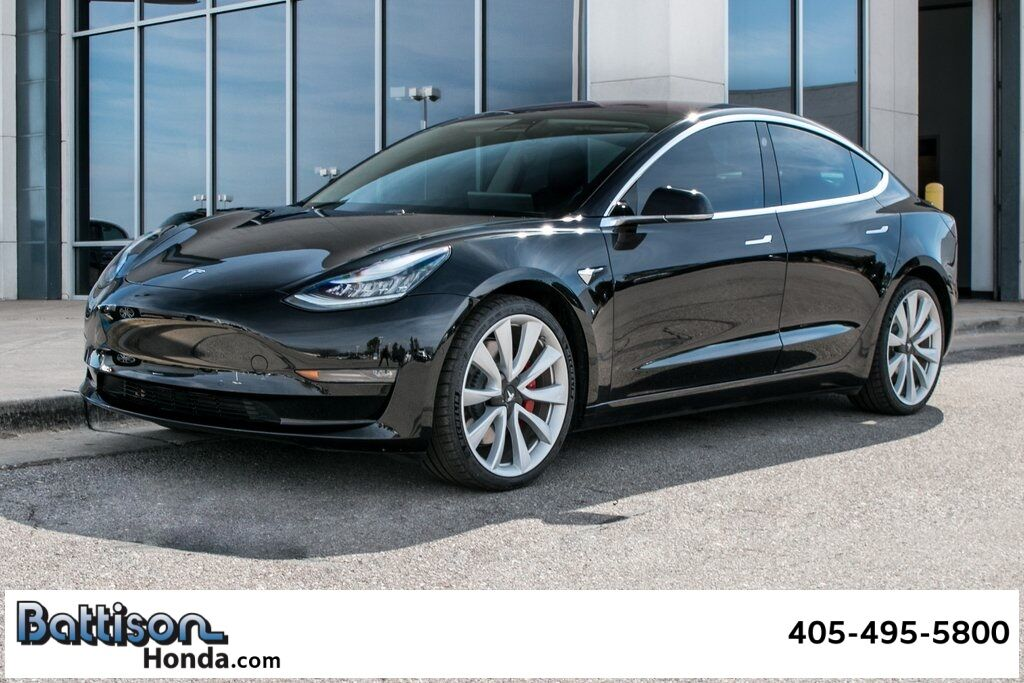 2018_Tesla_Model 3_Performance_ Oklahoma City OK