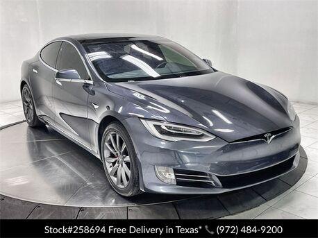 2018_Tesla_Model S_100D_ Plano TX