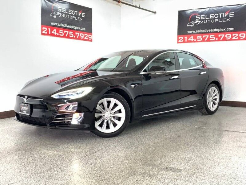 2018 Tesla Model S 75D, AUTOPILOT, NAV, PANO ROOF, REAR VIEW CAM Carrollton TX