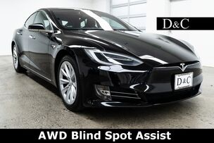 2018 Tesla Model S 75D AWD Blind Spot Assist
