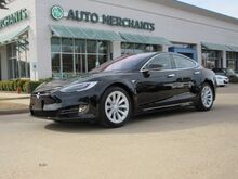 2018_Tesla_Model S_75D AWD NAVIGATION, HEATED STS, LANE DEPARTURE, BACK UP CAMERA,_ Plano TX