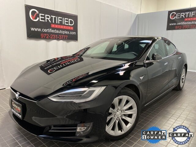 2018 Tesla Model S 75D AWD NAVIGATION PANORAMIC ROOF Dallas TX