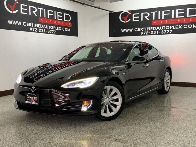 Used 2018 Tesla Model S 75d Awd Navigation Panoramic Roof