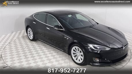 2018_Tesla_Model S_75D_ Euless TX