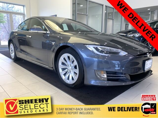2018 Tesla Model S 75D Annapolis MD